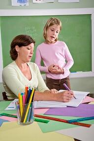 When to Reach a Teacher