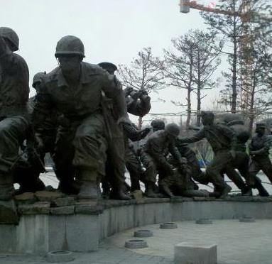 Korean War Memorial resized 600