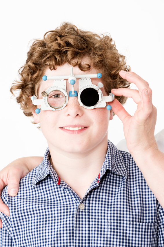Regular eye exams are crucial for identifying amblyopia in your child