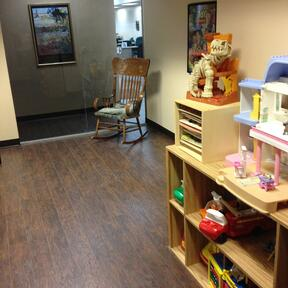 Welcome to the Recently Remodeled Vision Therapy Center