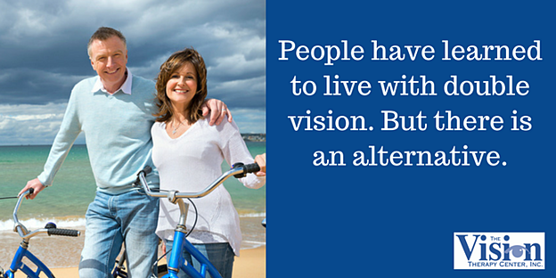 Check out the alternative to living with double vision.