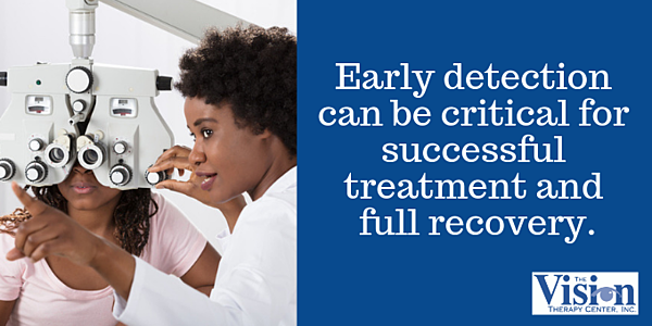 Early detection can be critical.