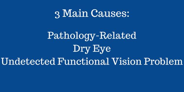 3 Main Causes