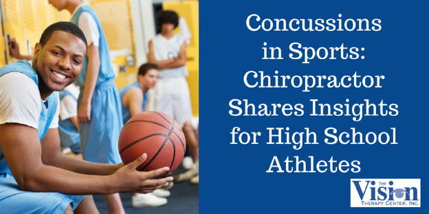 Concussions in Sports: Chiropractor Shares Insights for High School Athletes