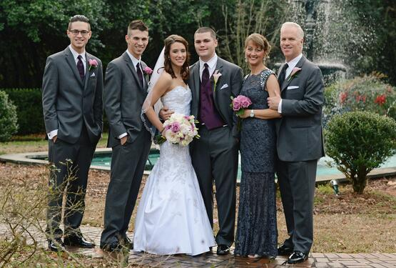 The Bloodworth Family