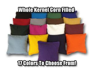 Cornhole Bean Bags