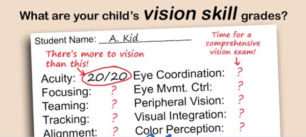 17 Visual Skills