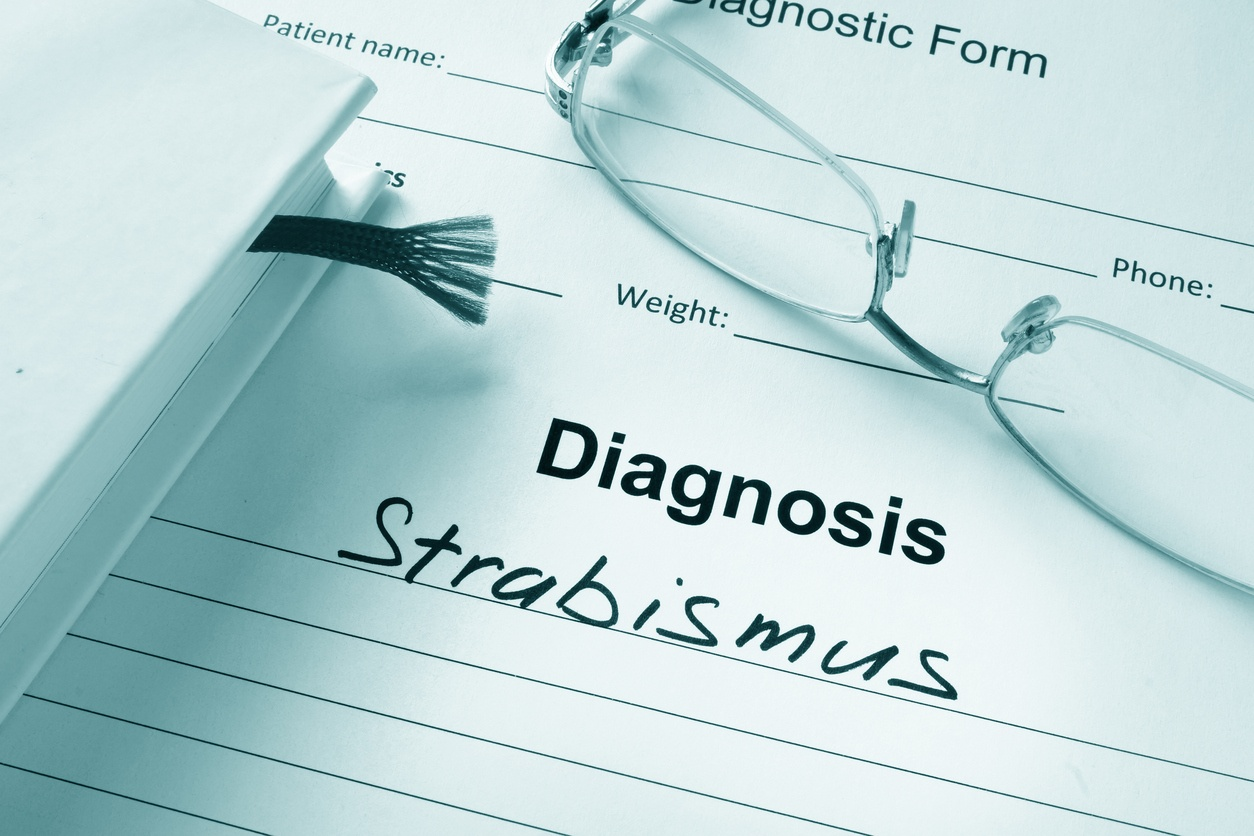 Diagnosis of strabismus