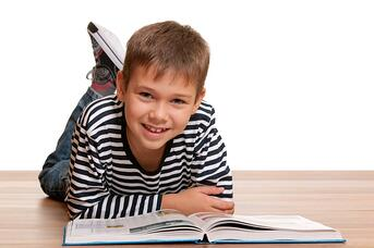 Vision therapy has helped many children improve academically