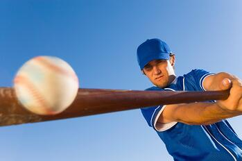 Improve your batting average by improving your vision