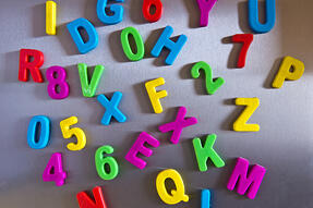Symptoms of dyslexia are often actually due to a vision problem
