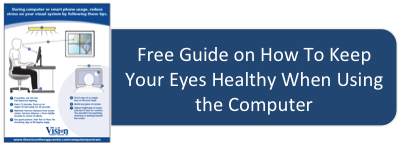 Free Tip Sheet on how to Avoid Computer Vision Syndrome