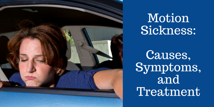 Why You Suffer From Motion Sickness