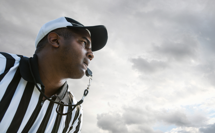 Do NFL Officials Need a Functional Vision Test