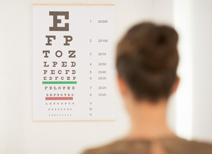 Basic Eye Test Can Miss Vision Problem