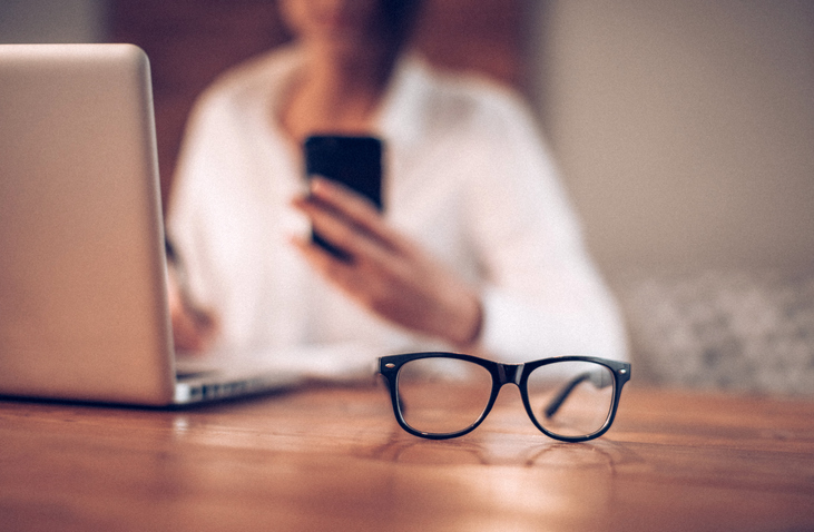 Computer Eye Strain Leads to 21st Century Reading Glasses