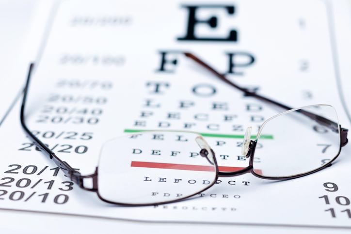 Detecting Amblyopia with the Snellen chart